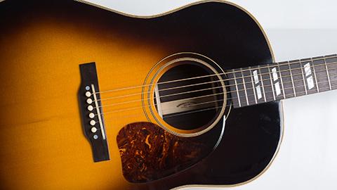 Gibson 910 batch southern jumbo replica Bagnasco & Casati