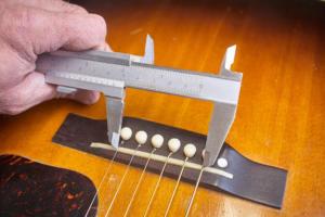 1946 Gibson Southern Jumbo for sale - bridge spacing
