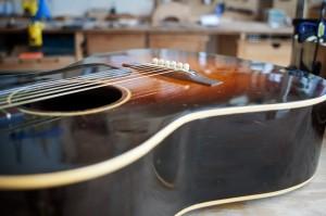 1944 Gibson 'maple' LG-2